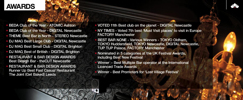 Awards tokyo industries