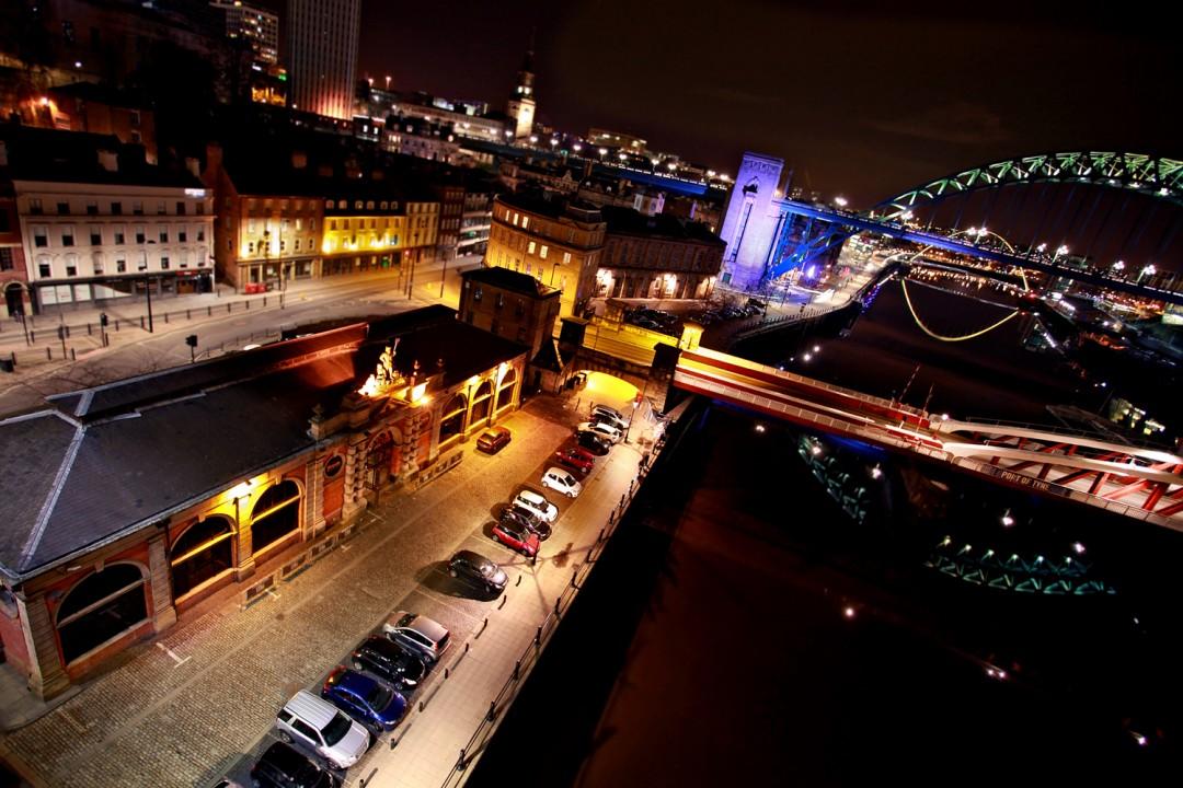 Riverside Newcastle